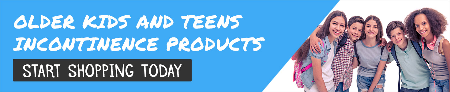 incontinence products for teenagers melbourne